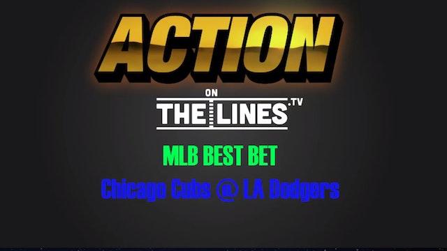 MLB-:CHC vs LOS- Oct 20