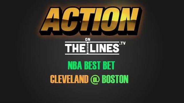 NBA- CLE @ BOS- MAY 27