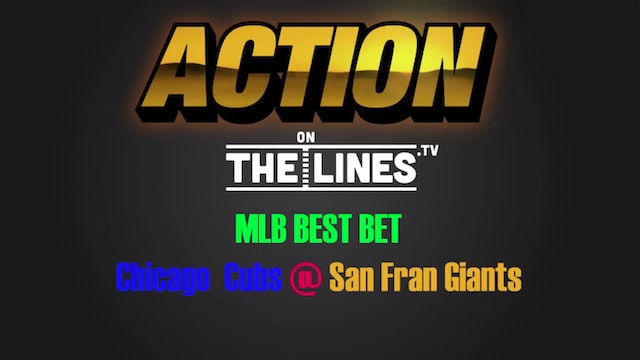 MLB: CHI vs SFG- Oct 11