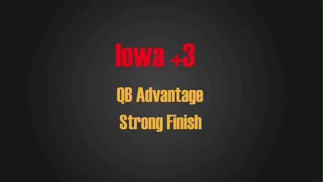 CFB- FLA VS IOWA- JAN 2