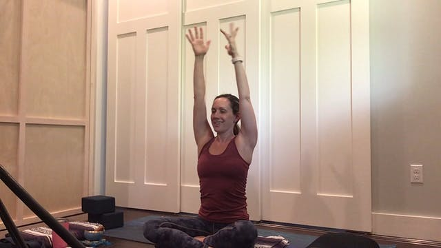 Prenatal Yoga w/ Allison Cline