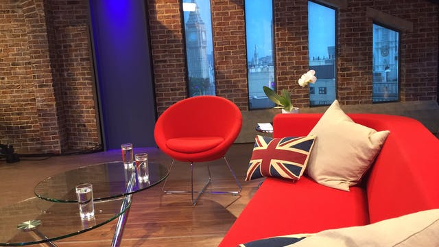 The London Sessions w/Cynthia Garrett Episode 8 - The Transformed Life