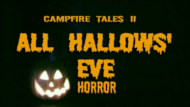 """All Hallows' Eve Horror"""