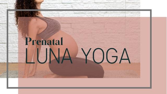 Prenatal LUNA Yoga