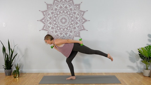 Balance & Stability workout (All Levels)