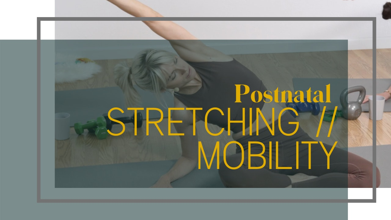 Postnatal Stretching & Mobility