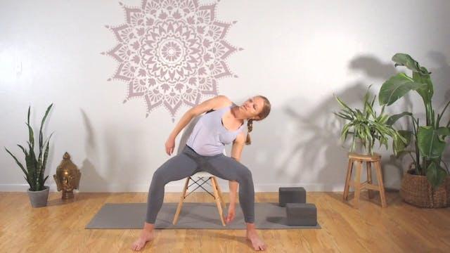 LUNA Yoga Flow for Spine & Shoulder M...