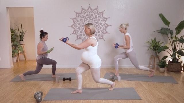 Postnatal Mama Strong 3 (All Levels)