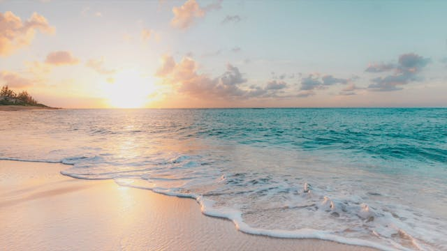 Beach Guided Meditation