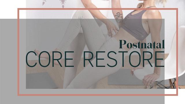 Core Restore 6 Week Program