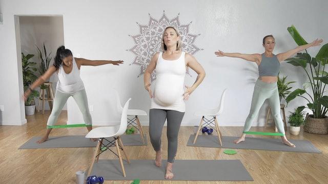 Postnatal LUNA Barre 1 (All Levels)
