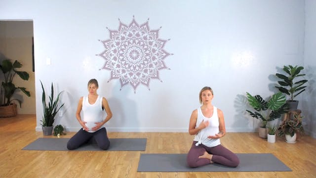 Pelvic Floor Strengthening Sequence