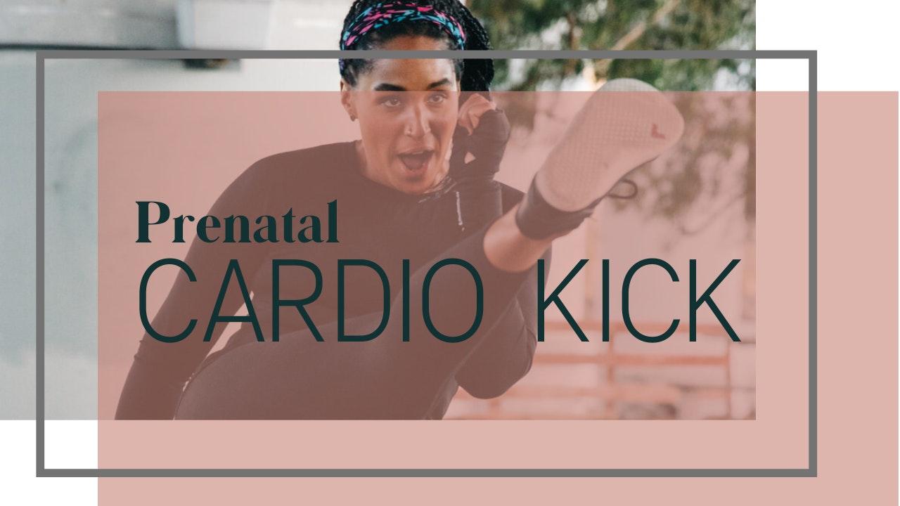 Prenatal Cardio Kick