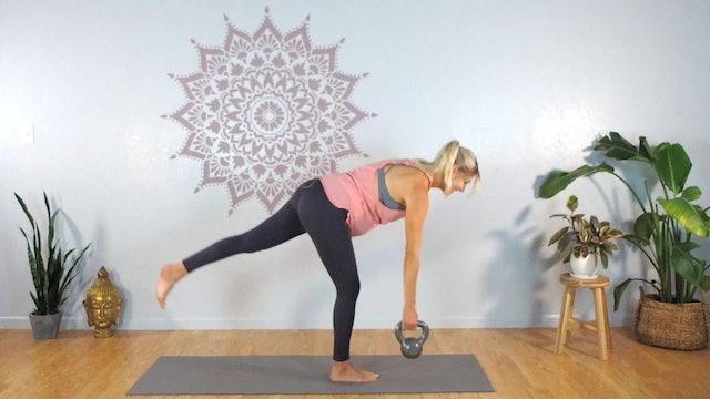 Lower Body Stability Circuit 1 (Intermediate)