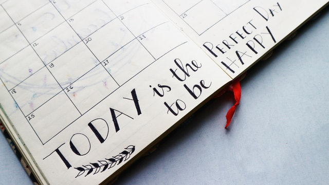 28 Day Challenge Calendar