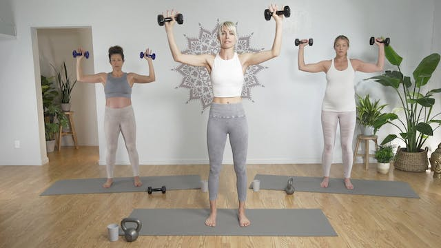 Prenatal Mama Strong 2 (All Levels)