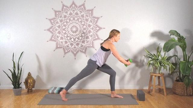 LUNA Yoga Sculpt 2