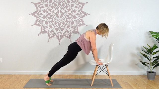 Prenatal Core Chair Circuit (Intermediate)