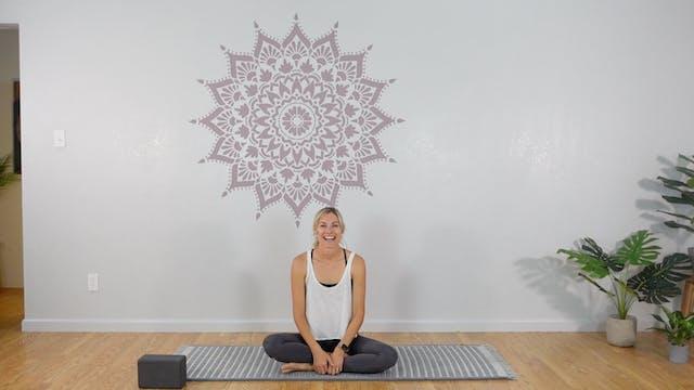 10 Minute Full Body Stretch