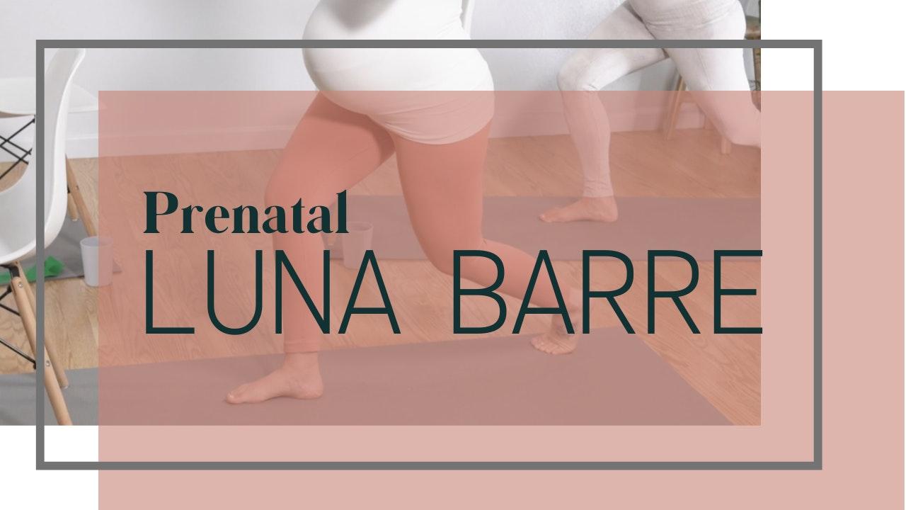 Prenatal LUNA Barre