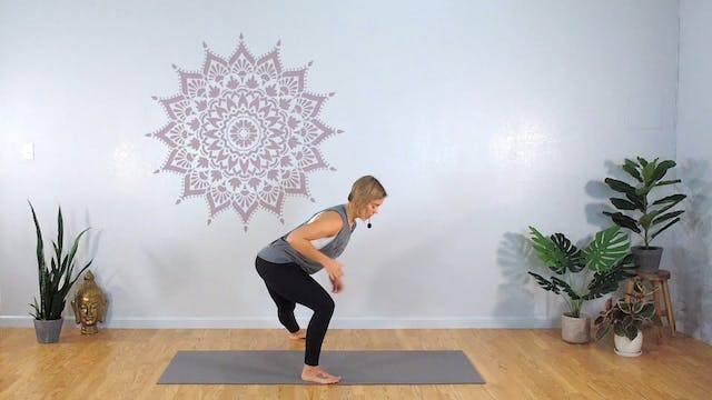 The Lateral Lunge