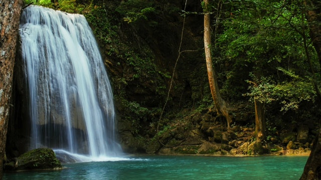 Waterfall Guided Meditation