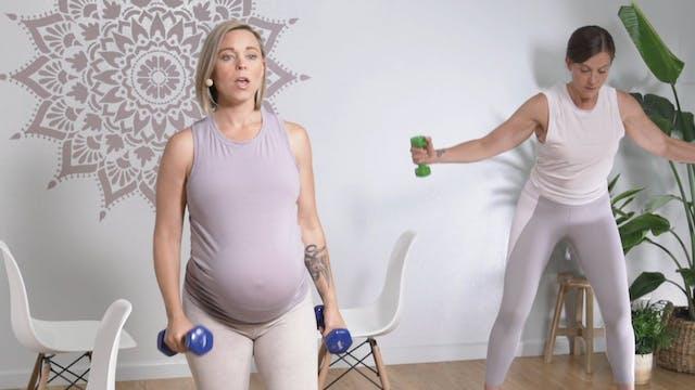 Postnatal LUNA Barre 3 (All Levels)