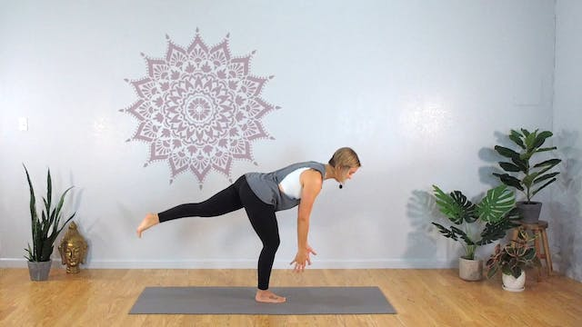 The Single Leg Exercise & Balancing