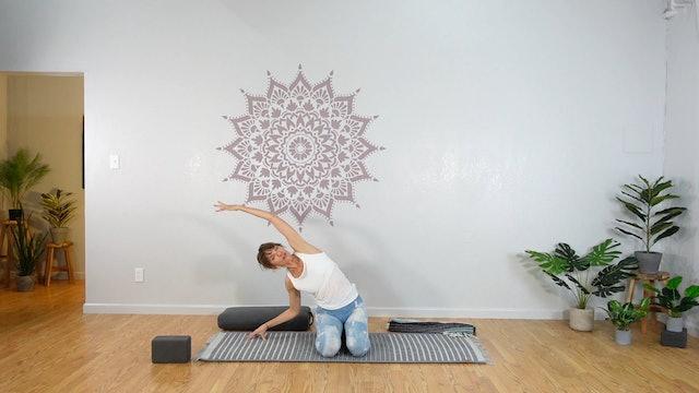 Prenatal LUNA Yoga Flow 5 (All Levels)