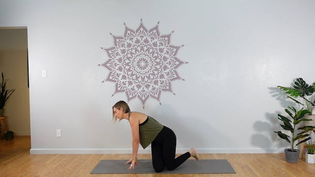 Stretches For C-Section Scar Pain & M...
