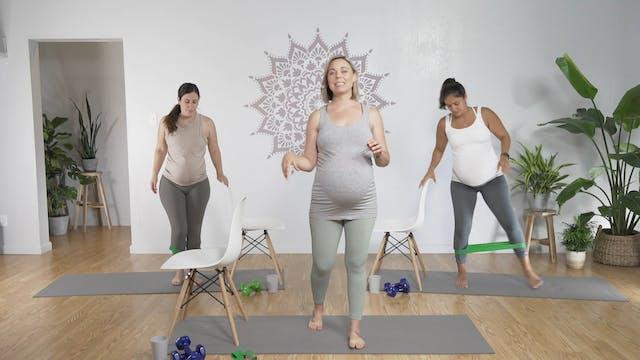 Prenatal LUNA Barre 1 (All Levels)