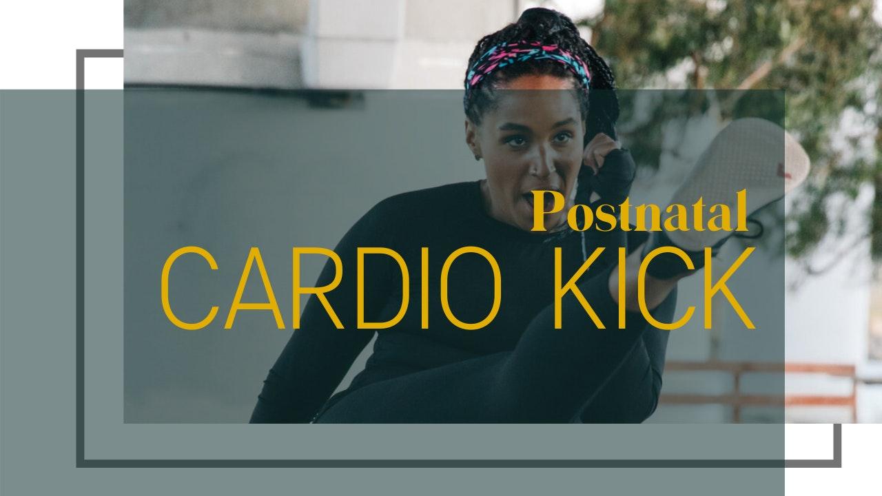 Postnatal Cardio Kick