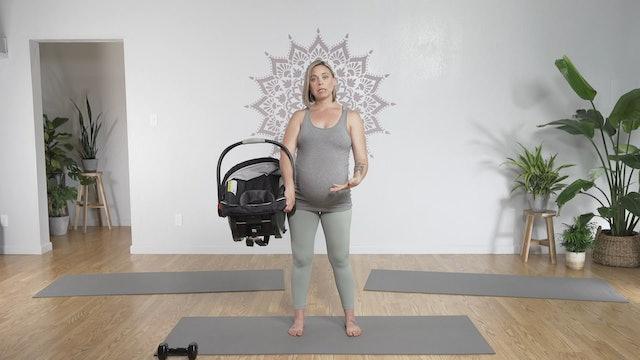 Better Movements For Motherhood