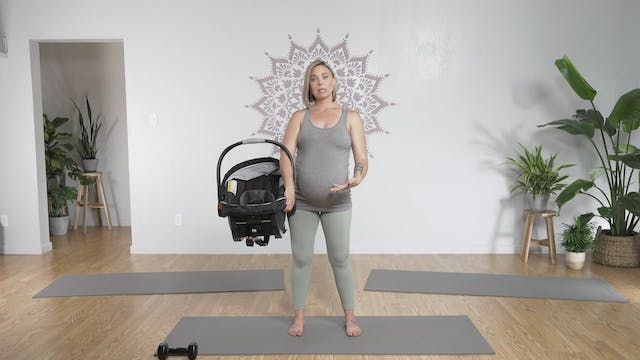 Better Movements For Motherhood