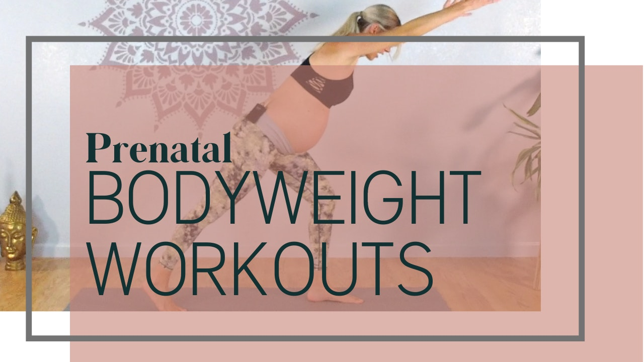 Prenatal Bodyweight Workouts