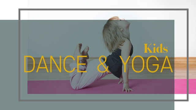 LUNA KIDS Dance & Yoga Classes