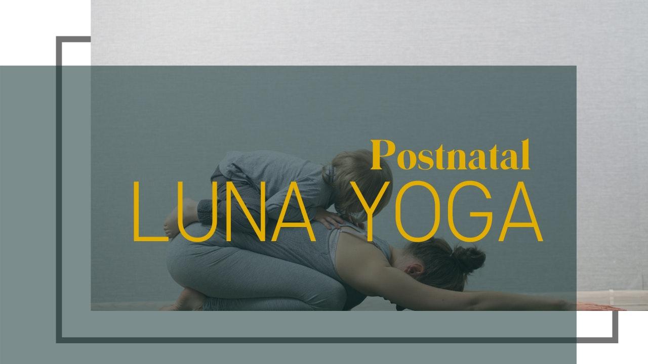 Postnatal LUNA Yoga