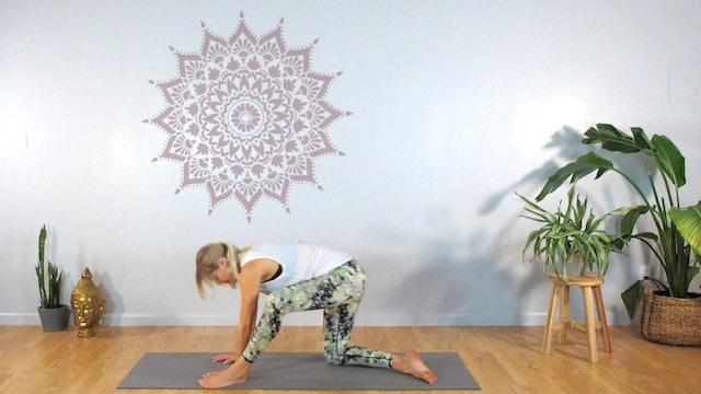 Prenatal Hip & Shoulder Opener Stretch Sequence