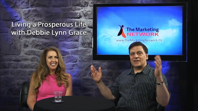 Creating Lasting Prosperity for Highly Sensitive People with Debbie Lynn Grace