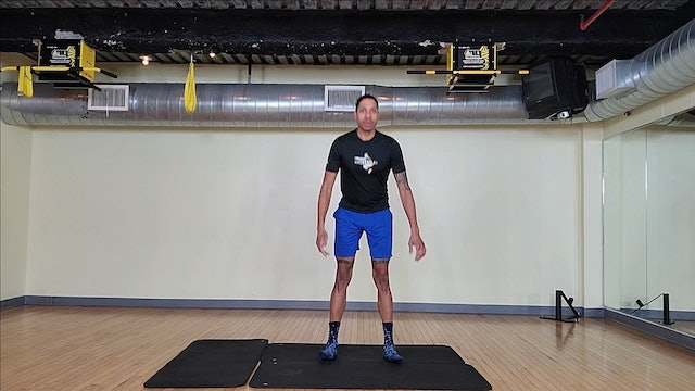 Core and Stretch (Live) *40 minutes*