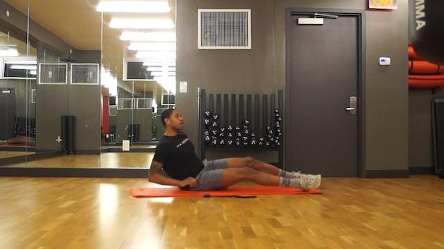 High Intensity Core Workout *15 Min.*