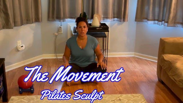 Pilates Sculpt (All Levels) *30 Minutes*