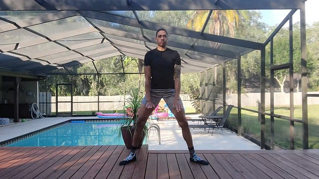 Legs + Abs = Labs Workout (All Levels) *20 Minutes* Bands Required