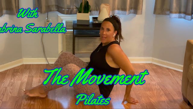 Pilates Mat (All Levels) *30 Minutes*