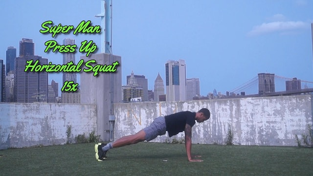 Fitness to the 5th (All Levels) *25 Minutes*