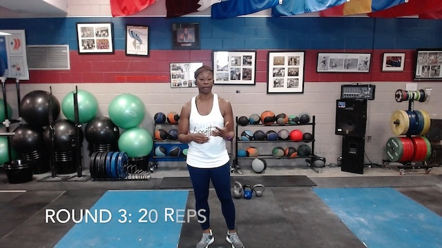 Intro to Killer Kettlebells (All Levels) *30 Minutes*
