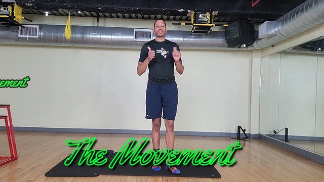 The Movement IV Live (w/ Dumbbells) (...