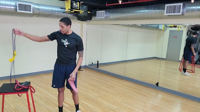 Upper - Band Workout *21 Minutes* Bands required
