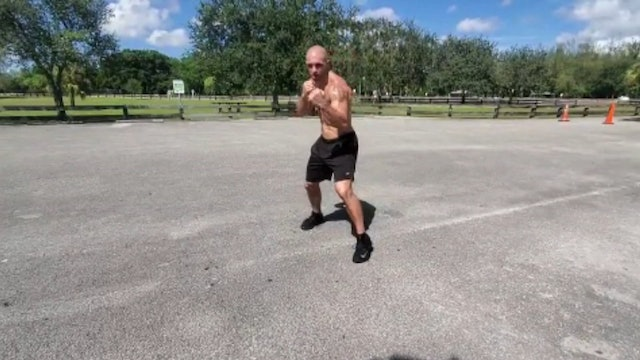 Boxing + Cardio = Bardio Workout 'Tomahawk' Dwelly (All Levels). *20 Minutes*