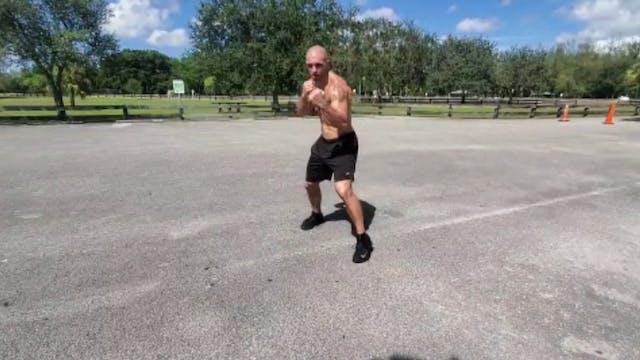 Boxing + Cardio = Bardio Workout 'Tom...